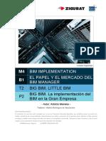 0007 M4 B1 T2 P2 D BIG BIM Implementacion BIM en Gran Empresa 2.1