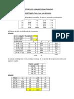 Estadistica Aplicada Para Los Negocios Taller Previo a La Pc1 - Cgt (Solucionario)