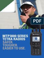 MTP3000 Series DataSheet