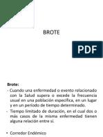 Clase Brote