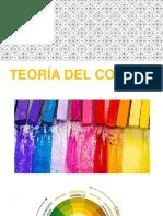 Teoría y Psicología Del Color