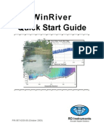 WinRiver Quick Start Guide_Oct03