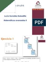 Modelado en simulink y Matlab