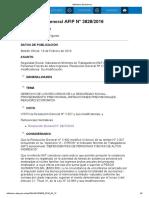 Rg 3828-16 Imt Actividad de Tareas de Asistencia Personal x Ingresos