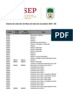 Catálogo Conaliteg