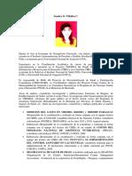 Presentación Sandra Villalba