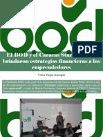 Víctor Vargas Irausquín - El BOD y El Caracas Startup Week Brindaron Estrategias Financieras a Los Emprendedores