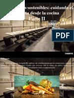 Yammine - Restaurantes Sostenibles Cuidando El Planeta Desde LaCocina, Parte II