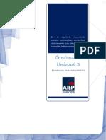 Contenidos Unidad 3 Finanzas Internacionales