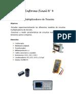 final4 electrónico newcapacitor