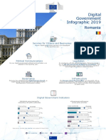 Digital Government Infographic Romania 2019 1