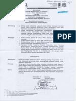 Sk Dosen Wali Genap 2018-2019