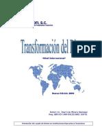 TRANSFORMACIÓN DEL DINERO