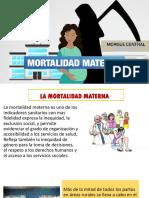 Muerte Materna ...