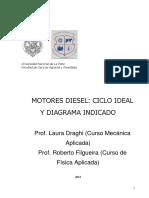 Ciclo Diesel Ideal y Diagrama Indicado 2015 (1)