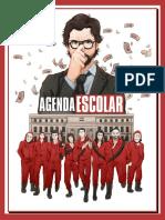 Agenda Escolar 2019-2020 (Profesor)
