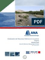 AX02 Monitoreo Hidrogeologico