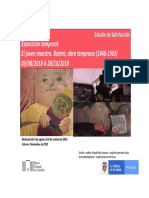 Informe Investigación de Públicos