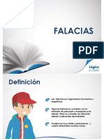 Falacias - MEP - Costa Rica