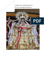 6. Catequesis Preparatorias - Virgen de Las Mercedes
