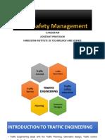 Road Safety Management - Amudhan
