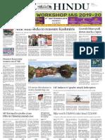 The Hindu Delhi 04-09-2019