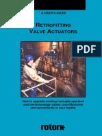 Retrofitting Actuators