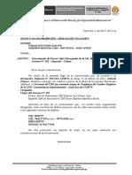 Of_036-2013_presentacion de Jefatura a Gobierno Regional Lima Sede Cañete