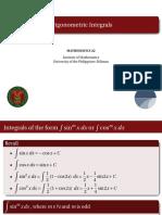 02 Trigonometric Integrals (1)
