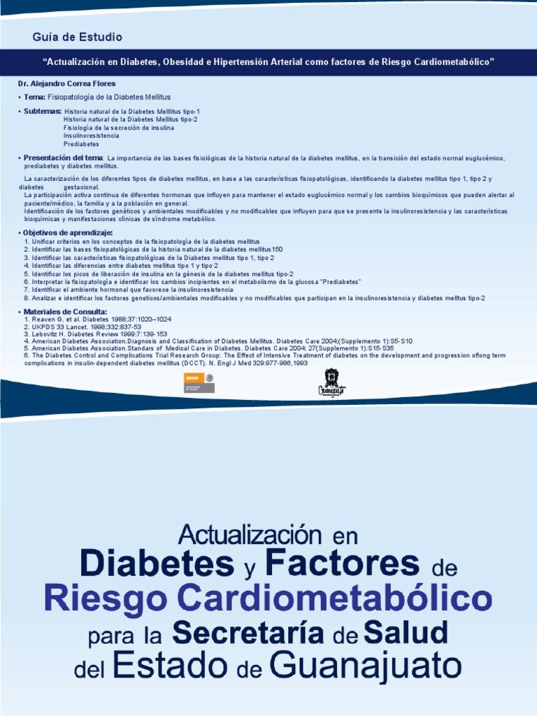 diabetes ppt de lipotoxicidad para niños