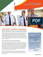 Cnti GuardTraining En