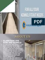 Dog Run & Dog Kennel Specialists | Slaneyside Kennels