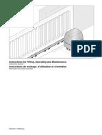 Motorisation LineaMatic