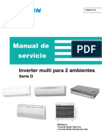 SiSBE12-519 - Inverter Multi for - Rooms - Series_Service Manuals_Spanish