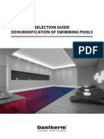Dantherm Dehumidification Swimming Pool Selection Guide