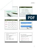 DSP Lecture 4-6