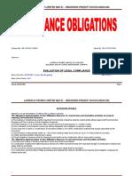 Legal Register of a Construction Site