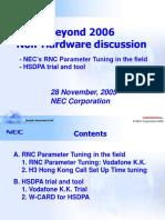28 Nov 2005 NEC Presentation