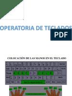 Operatoria de Teclados