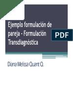 Ejemplo FormulaciónPareja DMQQ