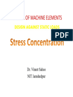 Stress Concentration 1