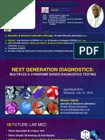 2.1 Dr. Miswar - Next Generation Diagnostic Multiplex & Syndrome Based Diagnostics Testing (MF, 13072019)-1