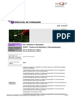 523077 Tcnicoa de Eletrnica e Telecomunicaes ReferencialCP