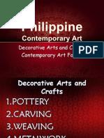 Philippine-Contemporary-Art-Decorative-Art.pptx