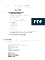 PFR Outlines
