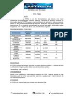 Ptfe Puro Informacoes Tecnicas