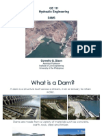 CE 111 - 02a - Introduction to Dams