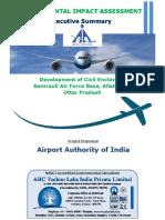 Executive Summary in English Allahabad Civil Enclave (1)