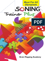 Reasoning Trainer Plus Class 7