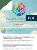 Bases Planeta Interactivo-